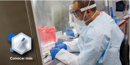 Recomendaciones de laboratorio sobre bioseguridad para SARS-CoV-2 y COVID-19
