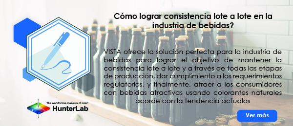 ¿Cómo lograr consistencia lote a lote en la industria de bebidas?